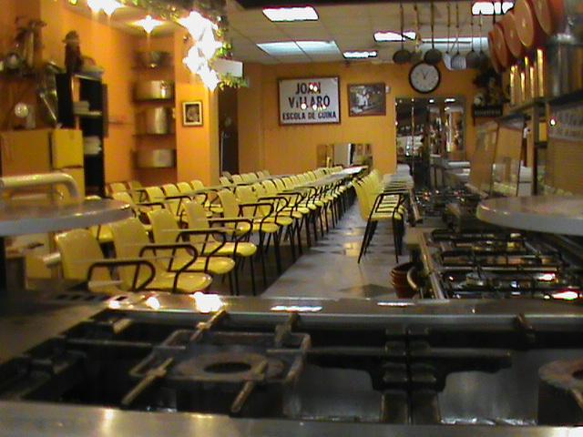 Centro privado de formaci n profesional espec fica escuela for Cursos de cocina en granollers